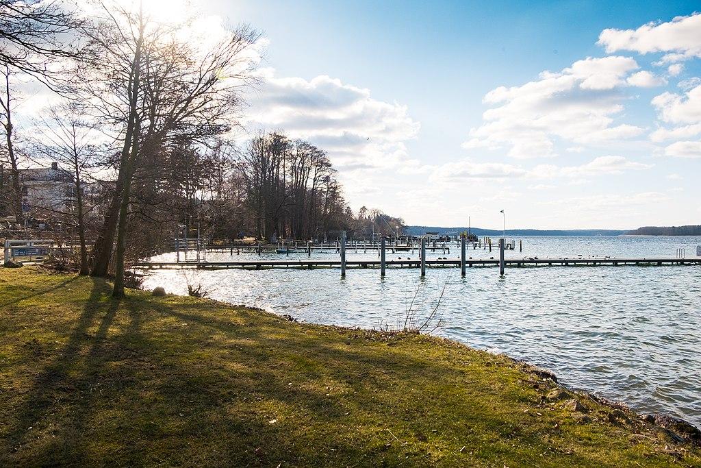 Werbelinsee Ufer Altenhof